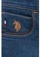 U.S.Polo Assn. Pantolon Mavi